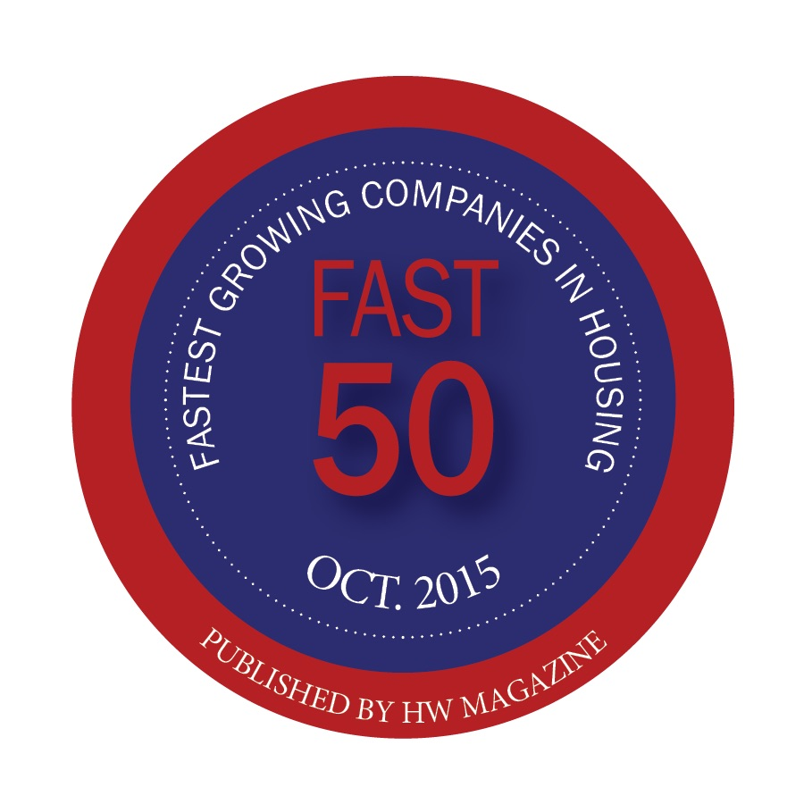 Fast 50 Fastest Growing Companies 2015 Logo