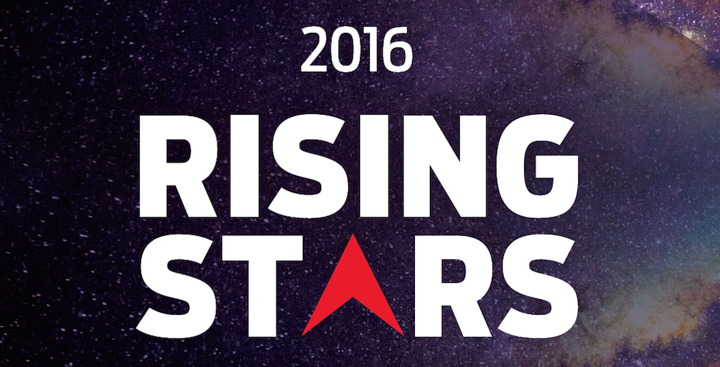 HousingWire Magazine Rising Star 2016 Logo